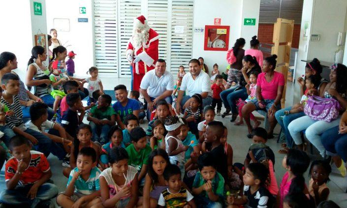 Fundacion carvajal - Diciembre del 2015