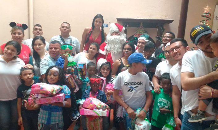 Fundación Semillas de Amor para niños con cancer - Diciembre 2016